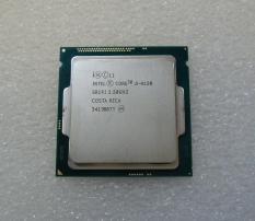 CPU i3 4150 socket 1150 3.5ghz tặng kèm Fan zin sử dụng cho các loại main H81 hoặc B85 bảo hành 3 tháng lỗi 1 đổi 1