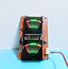 Đèn nháy nhạc dạng quạt (tháo máy). DN.32