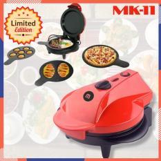 Máy nướng 2 mặt Mishio MK11