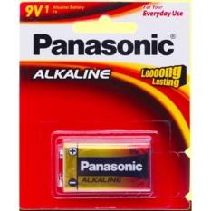 Pin 9V Panasonic Ankaline 6LR61T