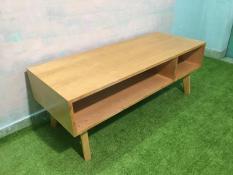 BSF – Bàn sofa hình hộp gỗ cao su T619-3 KT120x50x43, bàn trà, bàn cafe, cà phê, coffee, bàn gỗ phòng khách