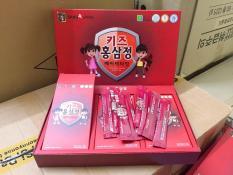 Hồng sâm Baby Sanga Hàn Quốc 30 gói 10ml