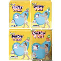 Tã quần unidry sumo m60 l54 xl48 xxl44