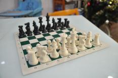 Bộ cờ vua du lịch 50 x 50 cm BBS202