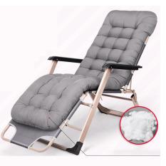 Ghế gấp văn phòng (tặng kèm đệm bông) ghế tựa, giường gấp đa năng tiện lợi 3IN1