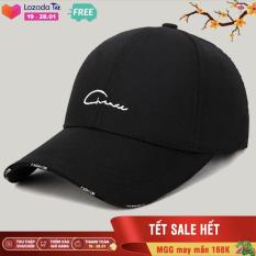 Mũ lưỡi trai unisex free size, nón kết nam nữ, nón bóng chày phong cách Hàn Quốc
