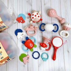 Bộ đồ chơi gặm nướu 12 món Baby Conceit( mới)