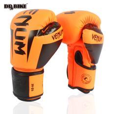 Năm 10,12, 14,16 OZ Găng Tay Boxing Găng Tay Da PU Nam TẬP GYM Nữ Boxing Găng Tay Tập