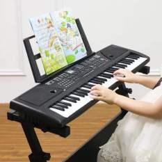 ĐÀN PIANO điện tử có MIC cho bé – Đàn piano cho bé học chơi đàn MS-6102