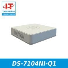 Đầu Ghi Hình Camera IP 4 Kênh HIKVISION DS-7104NI-Q1 – BẢO HÀNH 2 NĂM