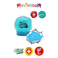 MY KINGDOM – Slime siêu đàn hồi mega bubble-xanh da trời SLIMY 33855/BL
