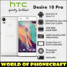 HTC 10 PRO – HTC DESIRE 10 PRO 2sim – Fullbox – ram 4G/64G