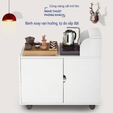Tủ đứng tủ phụ đầu sô pha tủ phụ bàn trà Tủ có ngăn kéo cất trữ