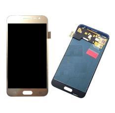 Màn hình LCD hiển thị Bộ Số Hóa Hình Cảm Ứng Cho Samsung Galaxy J3 2016 (Vàng)