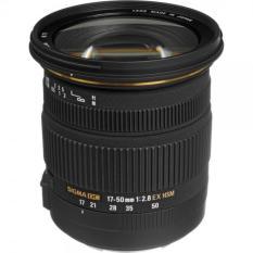 Ống kính Sigma 17-50 f/2.8 EX DC HSM OS for Canon, Mới 100% (Hàng nhập khẩu)