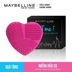 Quà tặng Miếng Silicon rửa cọ Maybelline New York