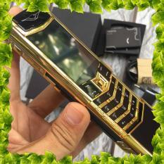 Điện thoại Vertu K9 nắp trượt độc lạ pin khủng giá rẻ [FULLBOX] – tặng bao da