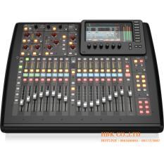Bộ trộn âm thanh 32 kênh, nhãn hiệu: BEHRINGER, model: X32 COMPACT