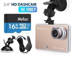 Camera hành trình ELITEK EJV2520 FHD + thẻ nhớ 16GB