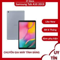 [Nhập ELJAN12 giảm 10%, tối đa 200k, đơn từ 99k]Máy tính bảng Samsung Tab A10 2019 Ram 3GB đẹp sang trọng bản Mỹ (Wifi+4G)