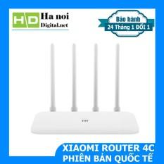 [Nhập ELMAR31 giảm 10% tối đa 200k đơn từ 99k]Bộ Phát Wifi Xiaomi Router 4C Bản Quốc Tế Bảo Hành 2 Năm