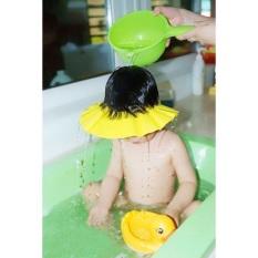 Mũ Gội Đầu Cho Bé/Mũ Trẻ Em Chống Nước/Mũ Tắm Hàng Loại 1