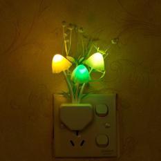 Đèn Ngủ Nấm Đổi Màu