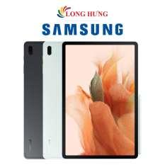 Máy tính bảng Samsung Galaxy Tab S7 FE – Hàng Chính Hãng – Thiết kế thời trang Màn hình 12.4inch thoải mái Dung lượng pin sử dụng cả ngày dài