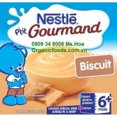 Váng sữa Nestle Pháp dành cho bé từ 6 tháng