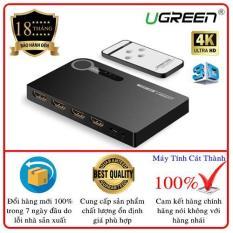 Bộ gộp HDMI cao cấp 3 vào 1 ra Ugreen 40234
