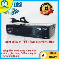 Đầu thu kỹ thuật số DVB-T2 HÙNG VIỆT TS-123 Internet