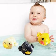 Đồ chơi Vịt bơi vặn cót thả bồn tắm ngộ nghĩnh cho bé yêu