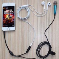 Micro mini hát Karaoke trên điện thoại Siêu Hot