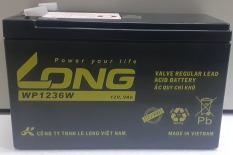 Bình ắc quy kín khí LONG 12V9Ah – WP1236W