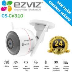 Camera giám sát ngoài trời EZVIZ C3WN Full HD1080 – Camera wifi ip không dây, xoay 360, đàm thoại 2 chiều