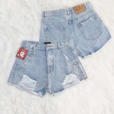Quần short jean nữ có 3 size S, M, L (3 màu)