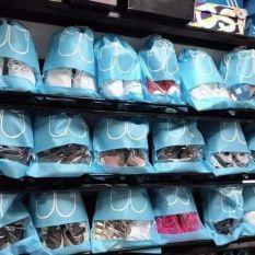 set 5 túi đựng giày