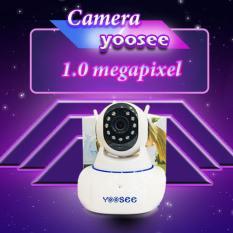 Camera YOOSEE WIFI IP XOAY 360 ĐỘ 3 RÂU (1MP) – Camera Toàn Cầu