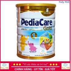 Sữa Pediacare gold 1 (900g) cho trẻ biếng ăn, suy dinh dưỡng 6-36 tháng