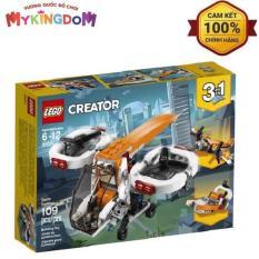 Đồ Chơi Lắp Ráp LEGO Phi Cơ Thám Hiểm Không Người Lái 31071