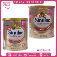 [CHÍNH HÃNG] – ĐỦ SỐ – Sữa Similac Total Com fort 1 360g | Sữa Similac Total Com fort 1+ 360g