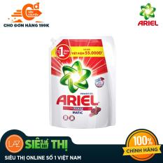 [Siêu thị Lazada] – Túi nước giặt Ariel Matic Hương Downy gel đậm đặc 2.15kg