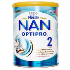 Sữa bột NAN OPTIPRO số 2 (6-12 tháng) Nga