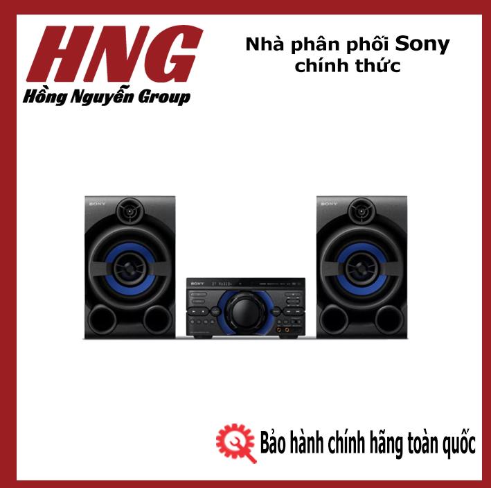 Dàn âm thanh Hifi Sony MHC-M40D với DVD – Hàng phân phối trực tiếp chính hãng – Bảo hành 1 năm toàn quốc