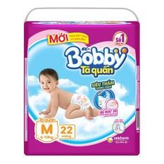 Bỉm quần Bobby M22