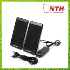 Loa vi tính 2.0 Ezeey S5 Âm thanh hay sử dụng cổng USB nguồn 5V