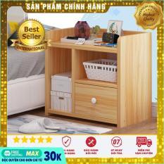 (NỘI THẤT) Tủ để đầu giường 1 ngăn kéo, táp để đầu giường, đồ nội thất, tủ đầu giường tiện ích phòng ngủ
