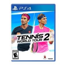 Đĩa Game Tennis World Tour 2 Ps4