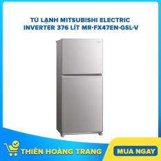 Tủ lạnh Mitsubishi Electric Inverter 376 lít MR-FX47EN-GSL-V