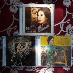 Bộ 3 cd Lệ Quyên 2 Mitsu phono